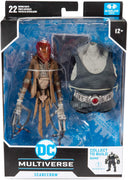 DC Multiverse 7 Inch Action Figure BAF Bane - Scarecrow