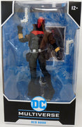 DC Multiverse 7 Inch Action Figure Comic Series Exclusive - Red Hood