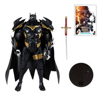 DC Multiverse 7 Inch Action Figure Comic Series Wave 3 - Azrael Batman Armor