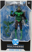 DC Multiverse Dark Nights Metal 7 Inch Action Figure Comic Series - Batman Earth-32