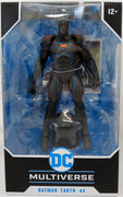 DC Multiverse Dark Nights Metal 7 Inch Action Figure Comic Series - Batman Earth-44
