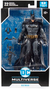 DC Multiverse 7 Inch Action Figure Gaming Series Arkham Asylum - Arkham Batman