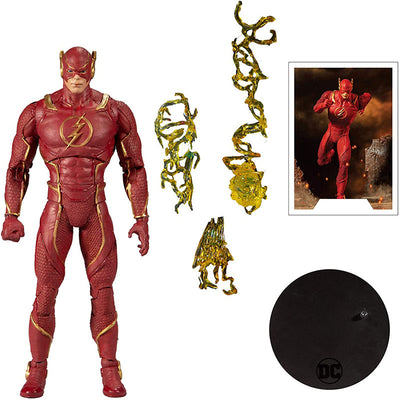 DC Multiverse 7 Inch Action Figure Gaming Series Wave 3 - Flash