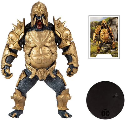 DC Multiverse 7 Inch Action Figure Gaming Series Wave 3 - Gorilla Grodd