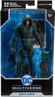 DC Multiverse 7 Inch Action Figure TV Series - Green Arrow