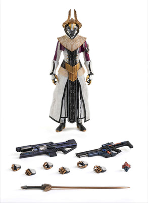 Destiny 2 1/6 Scale 12 Inch Action Figure - Warlock Philomath Calus Select