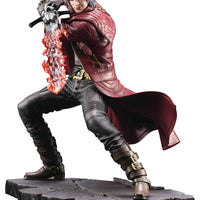 Devil May Cry 5 9 Inch Statue Figure ArtFX J - Dante