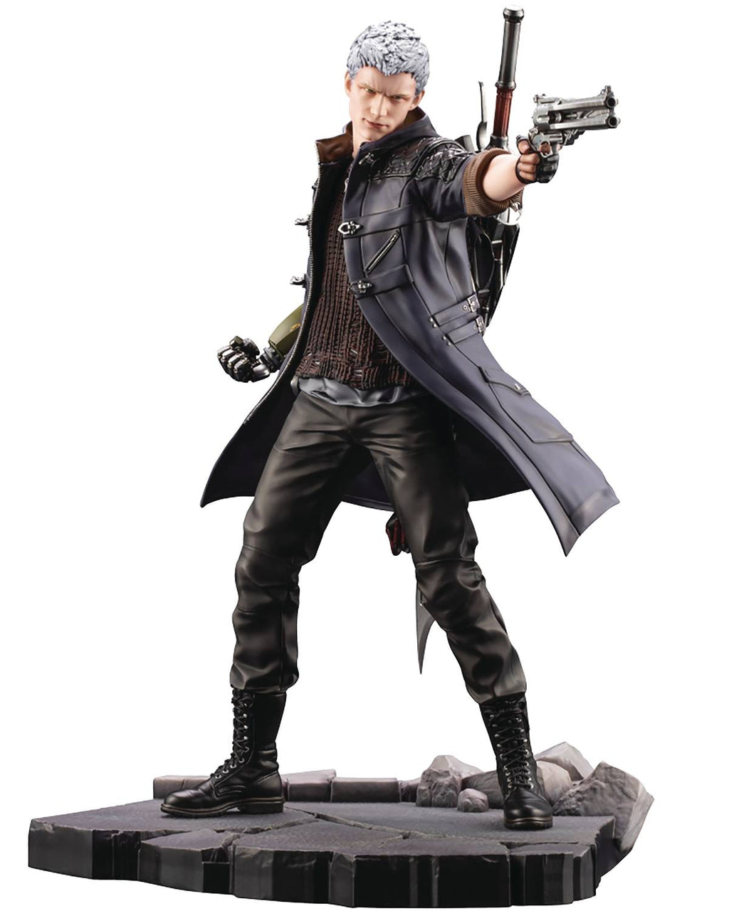 Devil May Cry 5 9 Inch Statue Figure ArtFX J - Nero