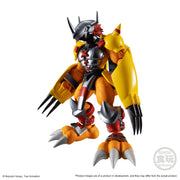 Digimon Adventure 3 Inch Action Figure Shokugan - Wargreymon