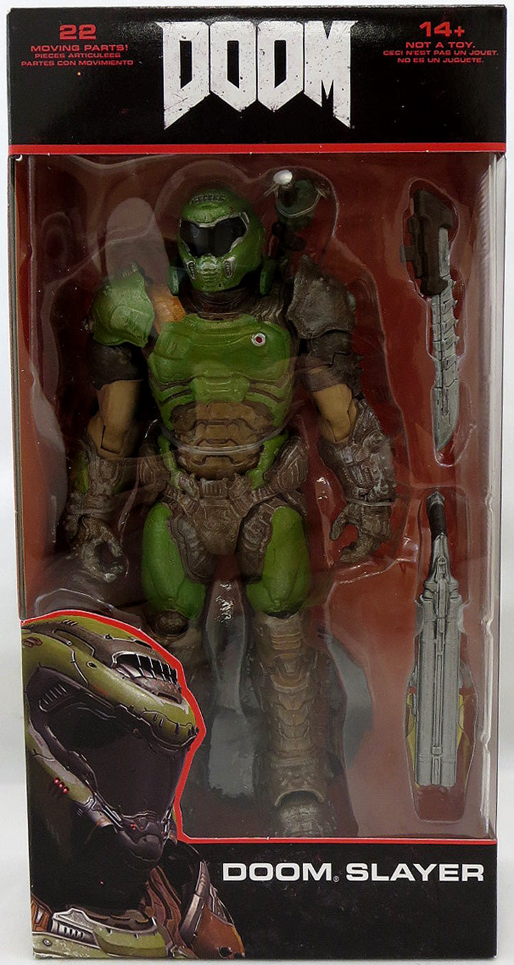 Doom 7 Inch Action Figure - Doom Slayer