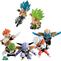 Dragonball Super Adverge Motion 2 Inch Mini Figure Series 2 - Set of 7