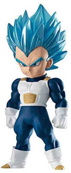 Dragonball Super Adverge 2 Inch Mini Figure Series 11 - Super Saiyan Blue Evolved Vegeta