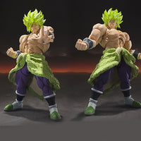 Dragonball Super Broly 8 Inch Action Figure S.H. Figuarts - Super Saiyan Broly Full Power