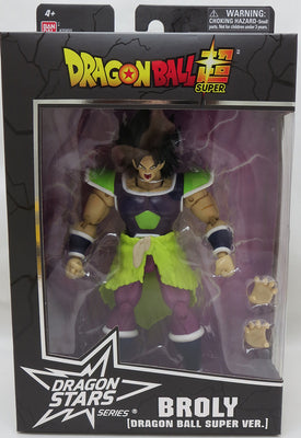 Dragonball Super 6 Inch Action Figure Dragon Stars - Broly