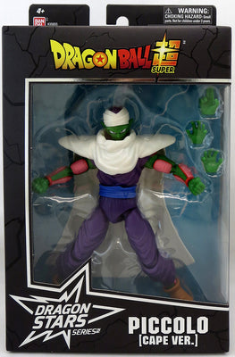 Dragonball Super 6 Inch Action Figure Dragon Stars Seies 13 - Piccolo Cape Version