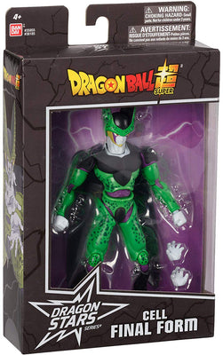 Dragonball Super 6 Inch Action Figure Dragon Stars Series 10 - Cell Final Form