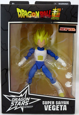 Dragonball Super 6 Inch Action Figure Dragon Stars Series 15 - Vegeta New Version