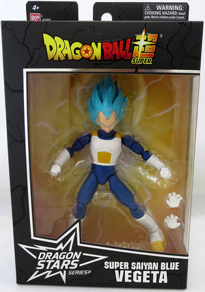Dragonball Super Dragon Stars 6 Inch Action Figure Series 16 - SS Blue Vegeta