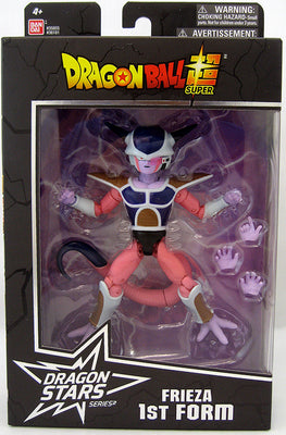 Dragonball Super 6 Inch Action Figure Dragon Stars Series 9 - 1st Form Frieza