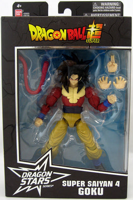 Dragonball Super 6 Inch Action Figure Dragon Stars Series 9 - SS4 Goku