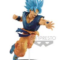 Dragonball Super Movie 7 Inch Static Figure Ultimate Soldiers - Super Saiyan God Goku