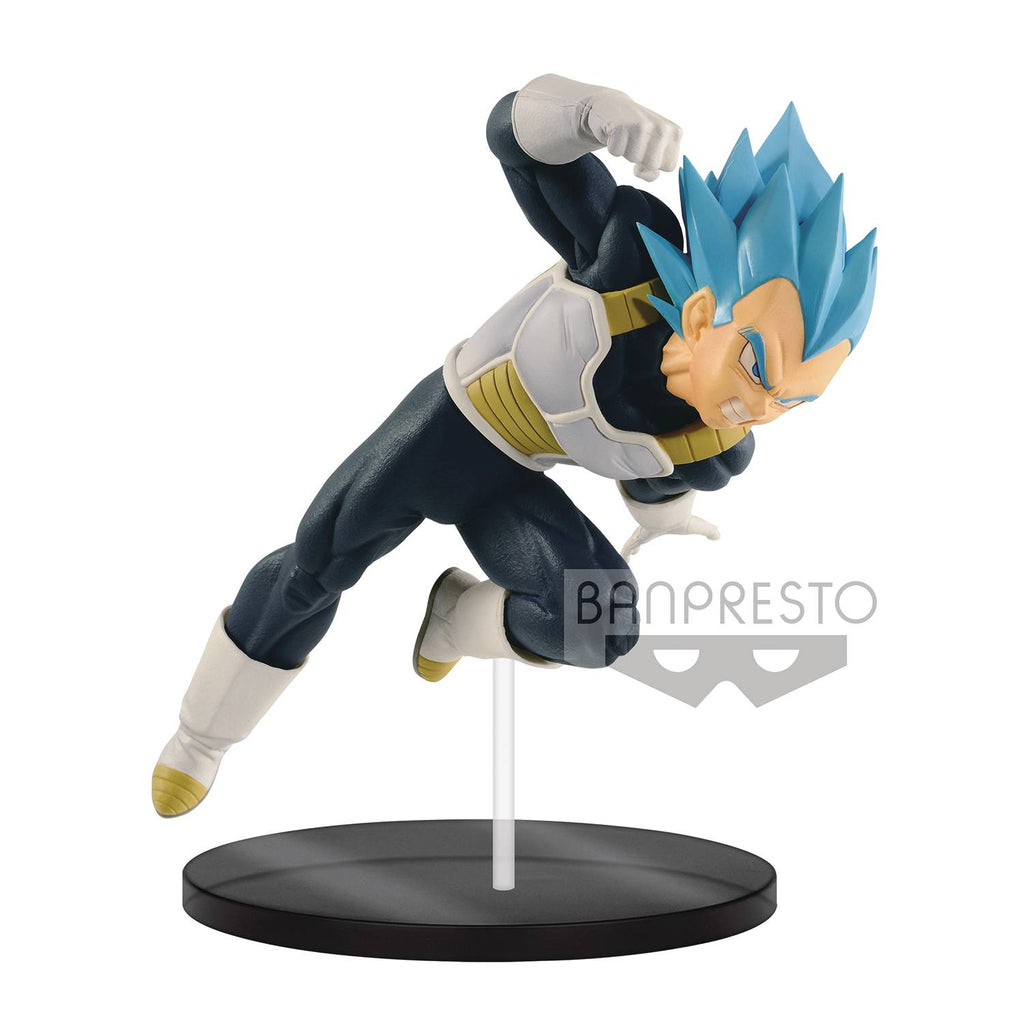 Dragonball Super Movie 7 Inch Static Figure Ultimate Soldiers - Super Saiyan God Vegeta