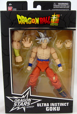 Dragonball Super 6 Inch Action Figure BAF Broly Dragon Stars Series 7 - Ultra Instinct Goku