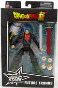 Dragonball Super 6 Inch Action Figure BAF Broly Dragon Stars Series 8 - Future Trunks