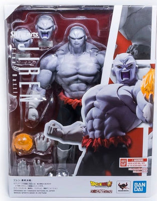 Dragonball Super 7 Inch Action Figure S.H. Figuarts - Super Final Battle Jiren