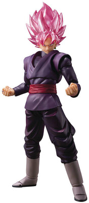 Dragonball Super 6 Inch Action Figure S.H. Figuarts - Goku Black Super Saiyan Rose