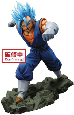 Dragonball Z 6 Inch Static Figure Collab - Super Saiyan Blue Vegetto