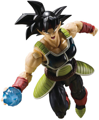 Dragonball Z SH Figuarts 6 Inch Action Figure - Bardock