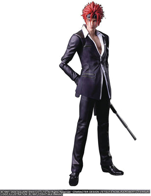Final Fantasy VII Remake Play Arts Kai 10 Inch Action Figure - Reno