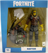 Fortnite 7 Inch Action Figure Series 1 - Raptor