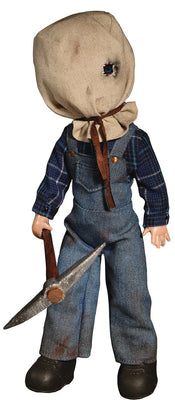 Friday The 13th Part II 10 Inch Action Figure Living Dead Dolls - Jason Voorhees