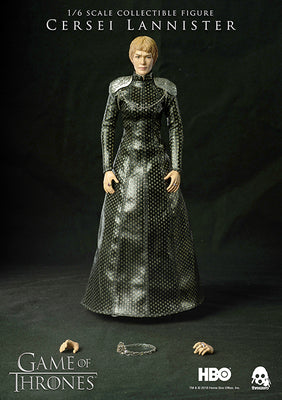 Game Of Thrones 12 Inch Action Figure 1/6 Scale - Cersei Lannister