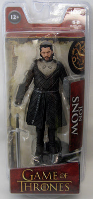 Game Of Thrones 6 Inch Action Figure Series 1 - Jon Snow