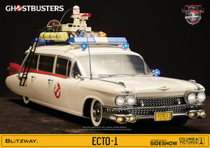 Ghosbusters 1984 40 Inch Vehicle Figure 1/6 Scale Series - Ecto-1