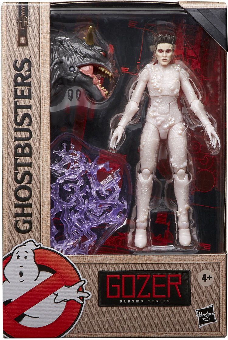 Ghostbusters 6 Inch Action Figure Plasma Series Terror Dog - Gozer