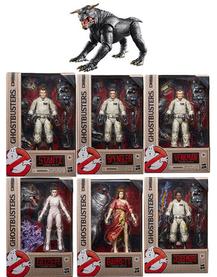 Ghostbusters 6 Inch Action Figure Plasma Series Terror Dog - Set of 6 (Build-A-Figure Terror Dog)