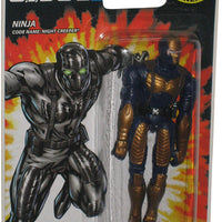 G.I. Joe 3.75 Inch Action Figure 2008 Series - Night Creeper
