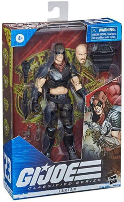 G.I. Joe Classified 6 Inch Action Figure Series 3 - Zartan #23