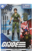 G.I. Joe 6 Inch Action Figure Classified Series 4 - Lady Jaye #25