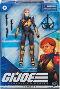 G.I. Joe 6 Inch Action Figure Classified Series - Scarlett Purple Undershirt #05