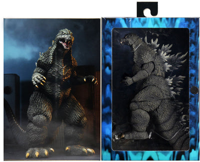 Godzilla 6 Inch Action Figure 12 Inch Head To Tail - Godzilla 2003 Classic