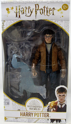 Harry Potter Deathly Hallows Part II 7 Inch Action Figure - Harry Potter