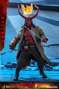 Hellboy 2019 13 Inch Action Figure Movie Masterpiece 1/6 Scale Series - Hellboy Hot Toys 904668