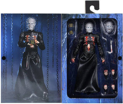 Hellraiser 7 Inch Action Figure Ultimate Series - Pinhead