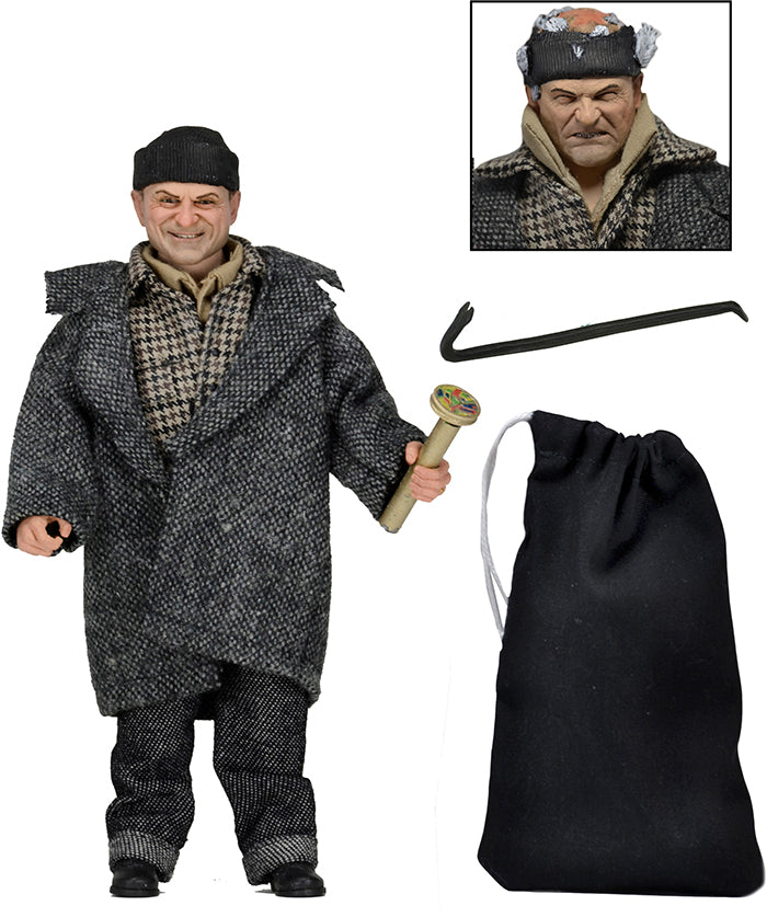 Home Alone 8 Inch Action Figure Retro Clothed Series - Harry