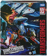 Transformers Earthrise War For Cybertron 11 Inch Action Figure Commander Class - Sky Lynx